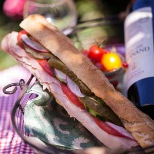 Sandwich au Jambon サンドイッチ・ジャンボン